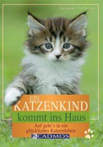 Cover: Ein Katzenkind kommt ist Haus