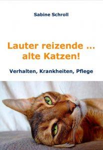 """Abb: Buchcover """"Lauter reizende ... alte Katzen!"""""""